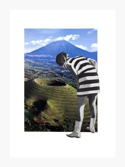 Collage analógico 29,7x42cm