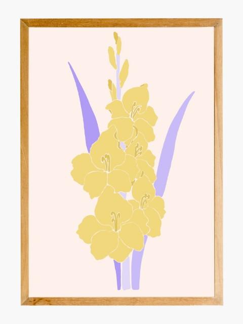 GROWING - Fine Print 42x29,7cm