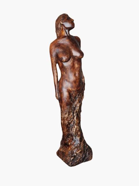 Escultura 9x9x40cm