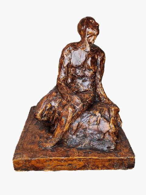 Escultura 25x22x27cm