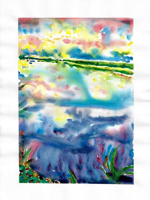 Pintura 43x33cm