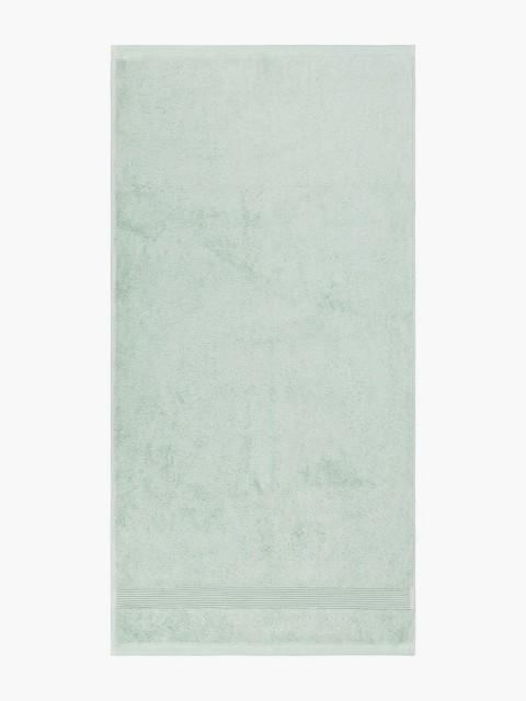 Toalha de banho azul claro