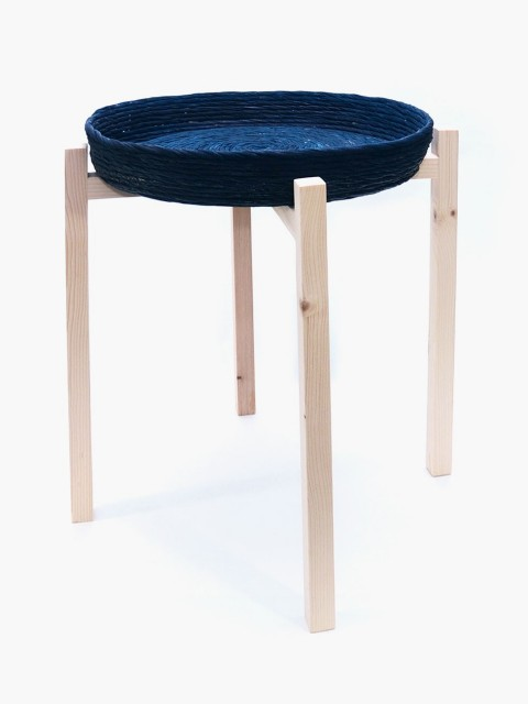 Compis side table - Dark...
