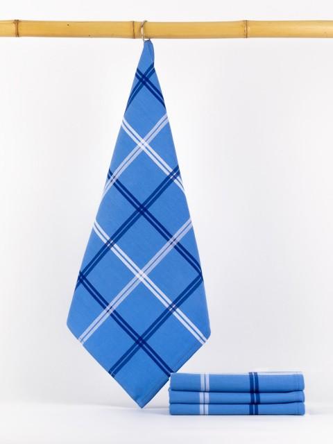 Conj. de 4 panos de favo Azul