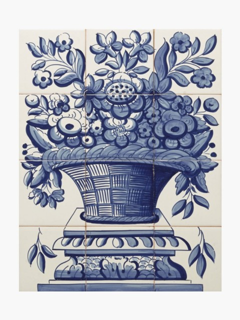 Painel Azulejos 56x42cm