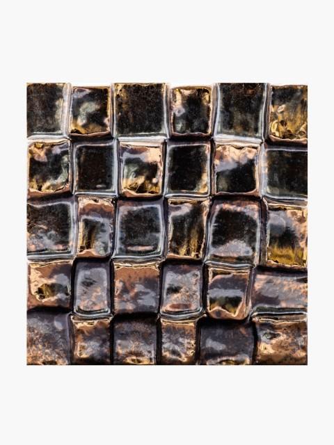 Tile Golden 20x20Cm