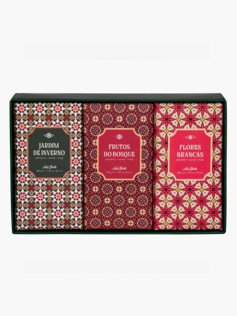 Caixa de Sabonetes  Azulejos I