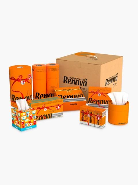 Pack Renova Think Orange