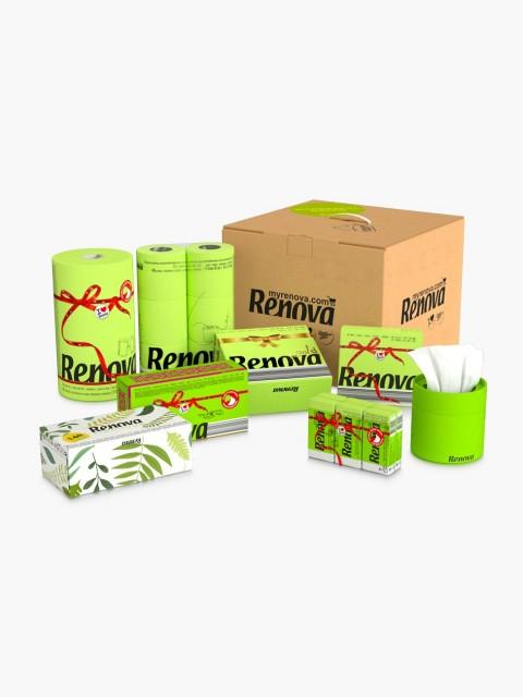 Pack Renova Wonderful Green