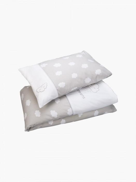 Bolsa nórdica + almohada para bebés