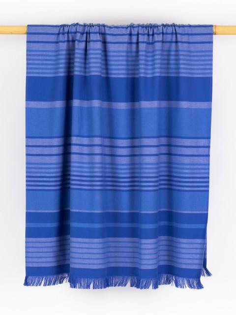 Toalha de praia Azul