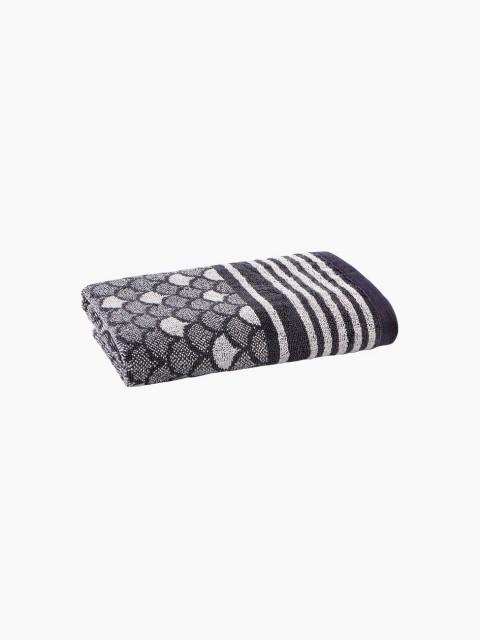 Toalha de banho cinzento