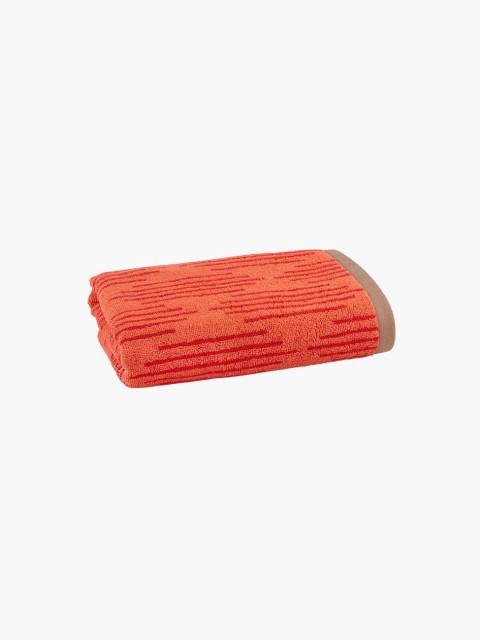 Toalha de banho coral