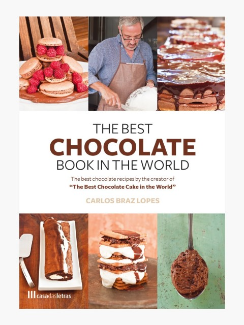 The Best Chocolate Book in...